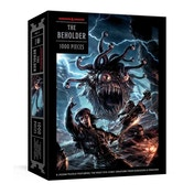 Dungeons & Dragons: Beholder Jigsaw Puzzle - 1000 Pieces
