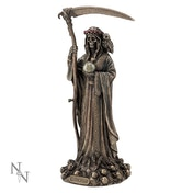 Santa Muerte (Personification of Death) Figurine