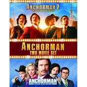 Anchorman 1 & 2 Blu-ray