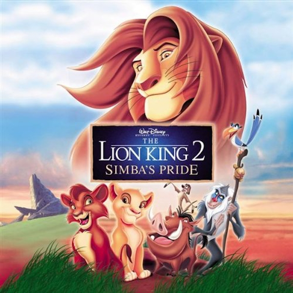 The Lion King 2: Simbas Pride OST Soundtrack CD