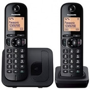 Panasonic Digital Cordless Telephone with Nuisance Call Block Twin UK Plug