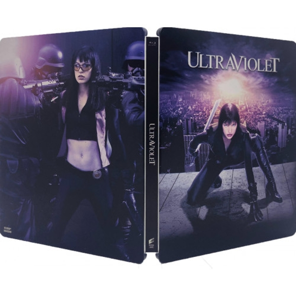 Ultraviolet Steelbook Blu-Ray