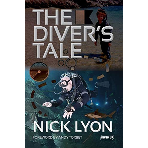 The Diver's Tale  Paperback / softback 2019