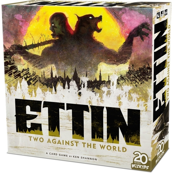 Ettin: Two Against the World Board Game
