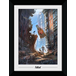 Fallout Street Scene Collector Print - Image 2