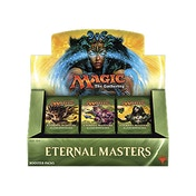 Magic The Gathering Eternal Masters Trading Card Booster Box (24 Packs)