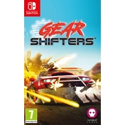 Gearshifters Nintendo Switch Game