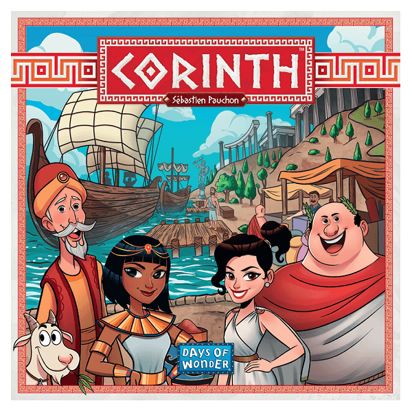 Corinth Board Game - Image 1