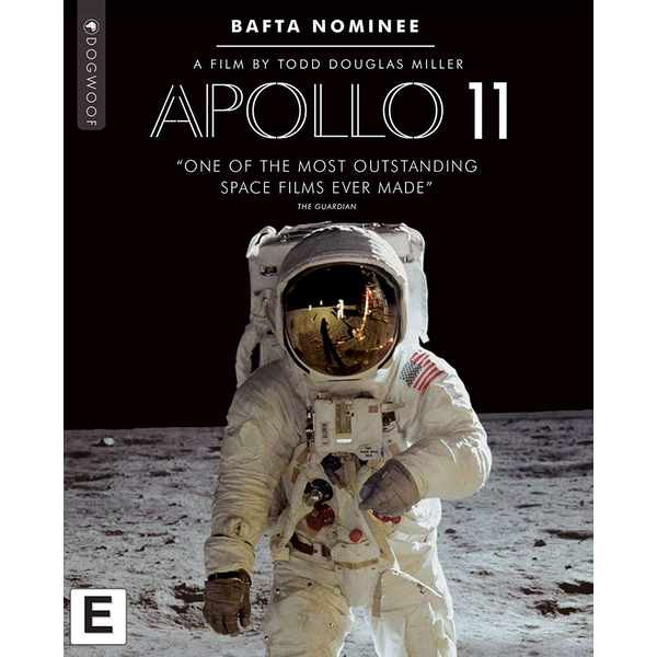 Apollo 11 Blu-ray