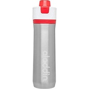 Aladdin Active Hydration Stainless Steel Vacuum Insulated Water Bottle 0.6L - Red