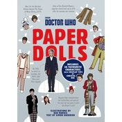 Doctor Who Paper Dolls