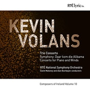 Kevin Volans - Orchestral Works CD