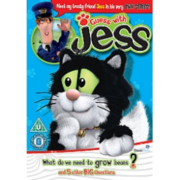 Guess With Jess What Do We Need To Grow Beans? DVD