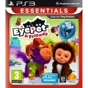 Playstation Move EyePet & Friends Game (Essentials) PS3