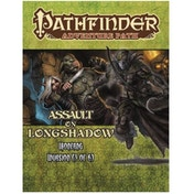 Pathfinder Adventure Path: Ironfang Invasion Part 3 of 6-Assault on Longshadow