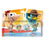 Disney Infinity 1.0 Phineas and Ferb Toy Box Set
