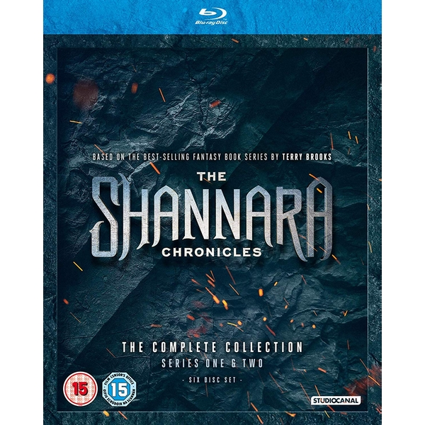 The Shannara Chronicles: Season  1 & 2 Boxset Blu-ray