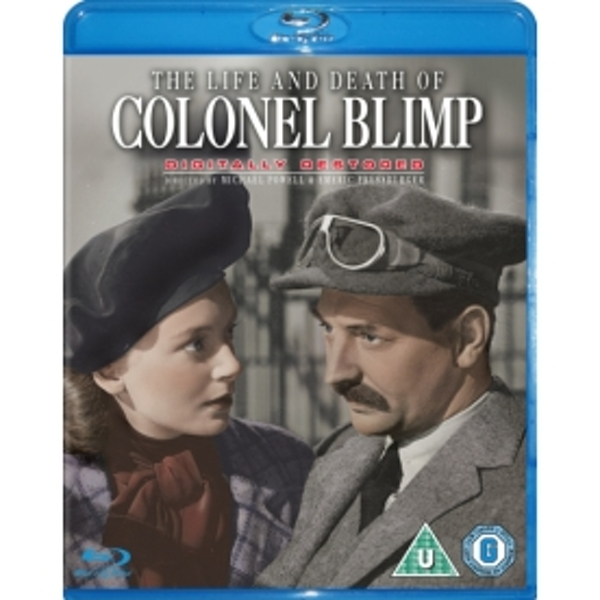 Life And Death Of Colonel Blimp Blu-ray