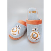 Star Wars BB-8 Adult Mule Slippers UK Size 8-10