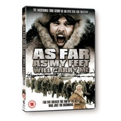 As Far As My Feet Will Carry Me DVD