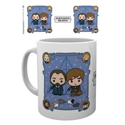 Fantastic Beasts 2 - Chibi Newt and Dumbledore Mug