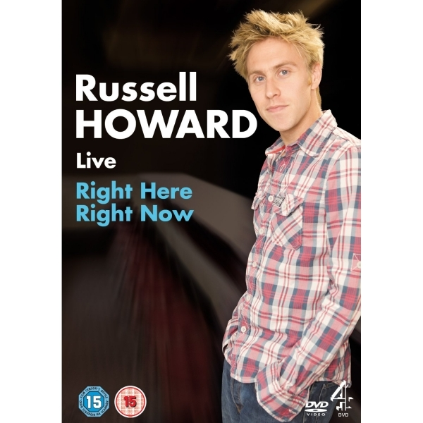 Russell Howard Right Here Right Now DVD