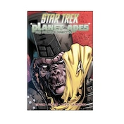 Star Trek Planet Of The Apes The Primate Directive