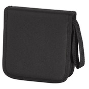 Hama CD/DVD/Blu-ray Wallet 32, black