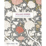 William Morris & Co : An Arts & Crafts Colouring Book