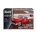 55 Chevy Indy Pace Car 1:25 Scale Level 4 Revell Model Kit - Image 6