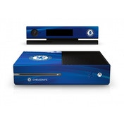 Chelsea Xbox One Console Skin