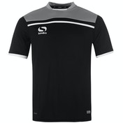 Sondico Precision Training T Adult Medium Black/Charcoal