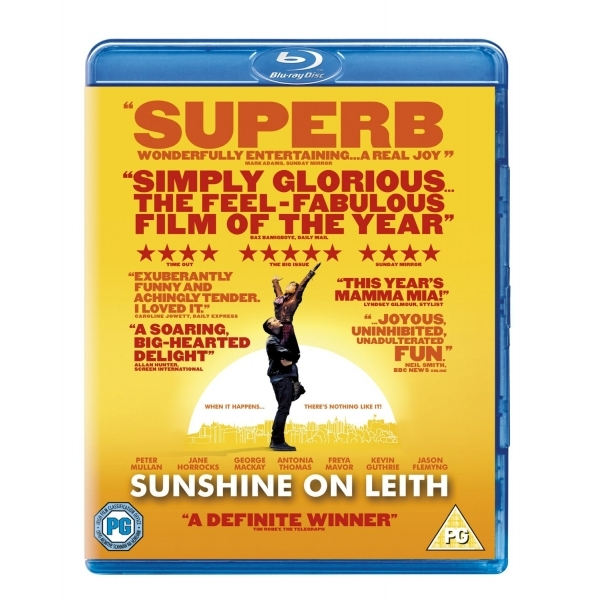 Sunshine On Leith Blu-ray