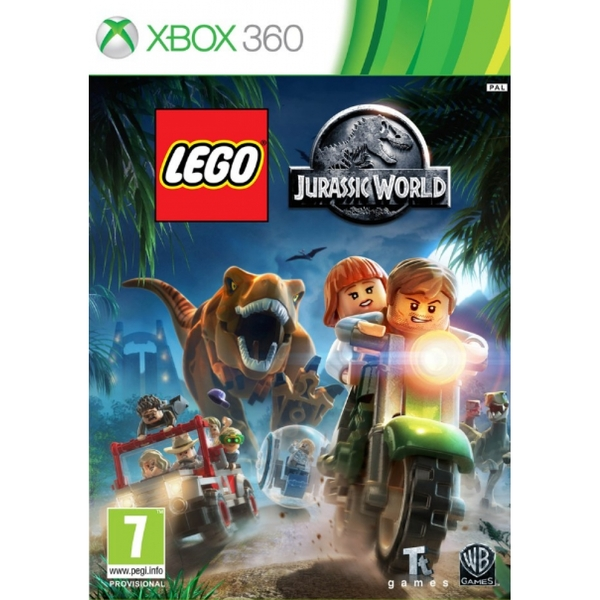 (Pre-Owned) Lego Jurassic World Xbox 360 Game