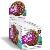 Chocolate Donut (Pack Of 12) Complete Cookie