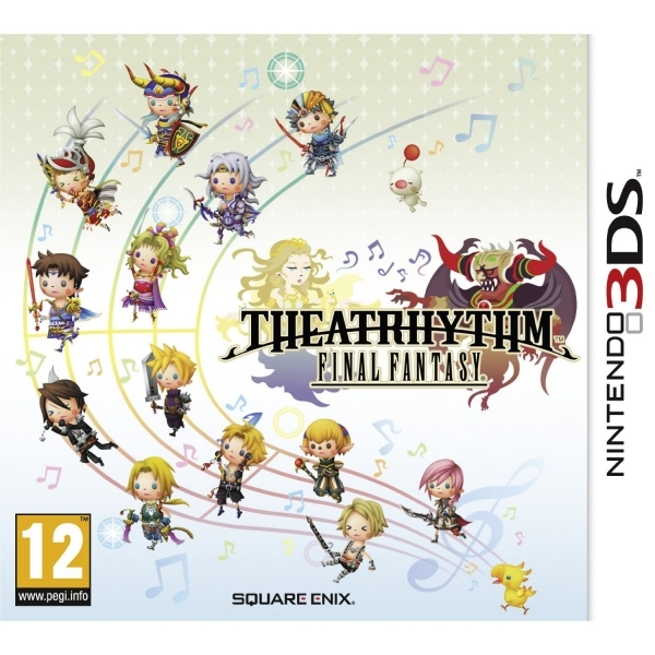 Theatrhythm Final Fantasy Game 3DS - Image 1