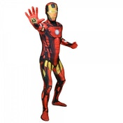 Marvel Morphsuit Iron Man Small