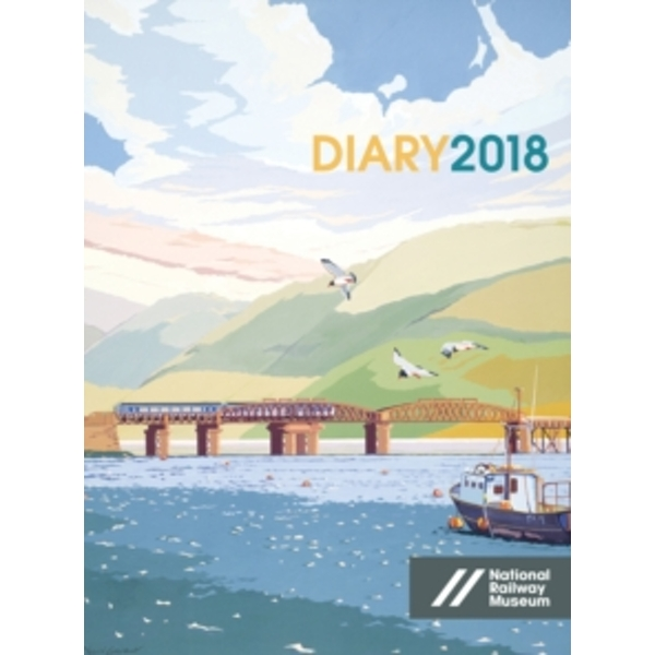 National Railway Museum Desk Diary 2018