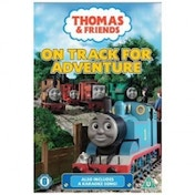 Thomas The Tank Engine On Track For Adventure DVD