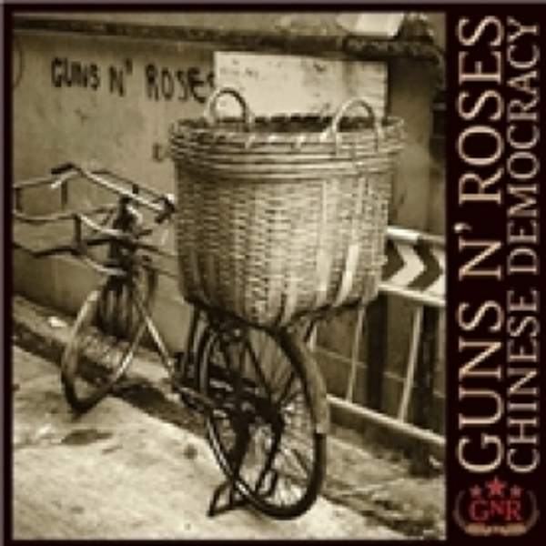Guns N Roses Chinese Democracy CD
