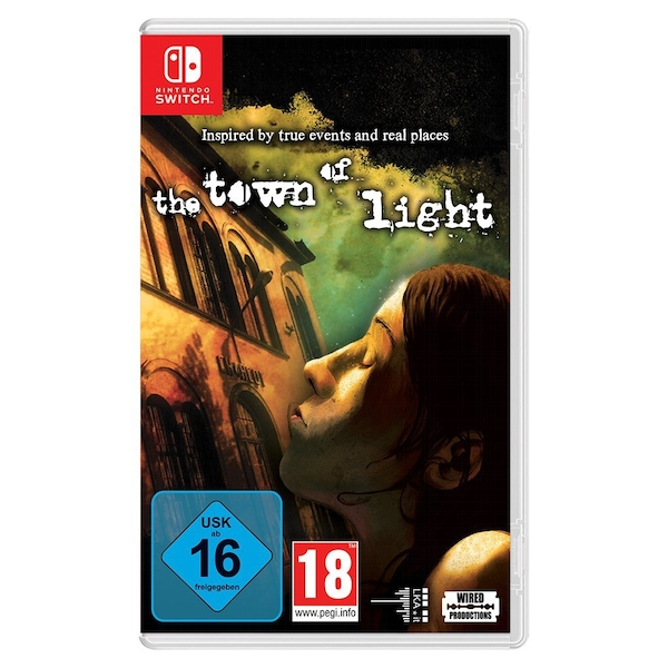 The Town Of Light Nintendo Switch Game