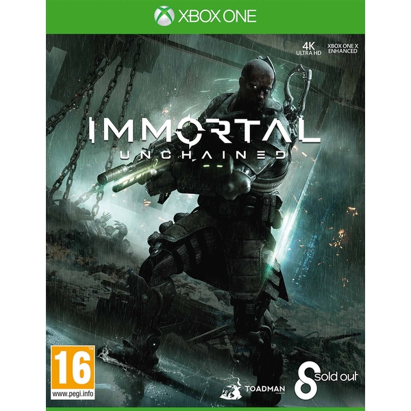 Immortal Unchained Xbox One Game (Pre-Order Bonus DLC)