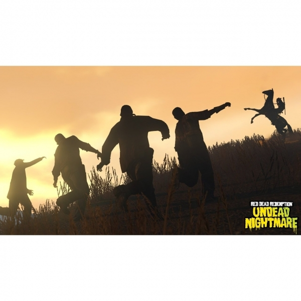 Red Dead Redemption Undead Nightmare Game Xbox 360 - Image 5