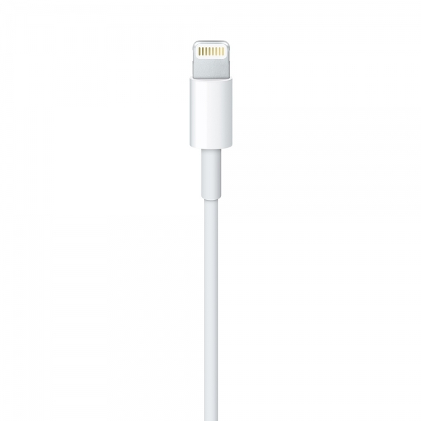 Apple Charger 2m Lightning to USB Cable MD819  - Image 3