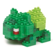 Nanoblock Pokemon Bulbasaur Building Set