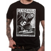 Ice Nine Kills - Every Trick Men's Large T-Shirt - Black