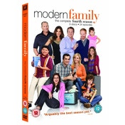 Modern Family - Season 4 DVD