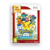 Pokepark Pikachus Pokemon Adventure (Selects) Game Wii