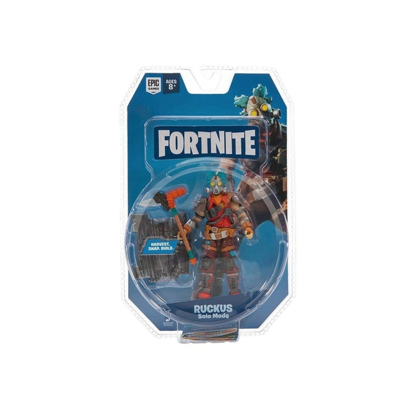 Ruckus (Fortnite) 4 Inch Figure