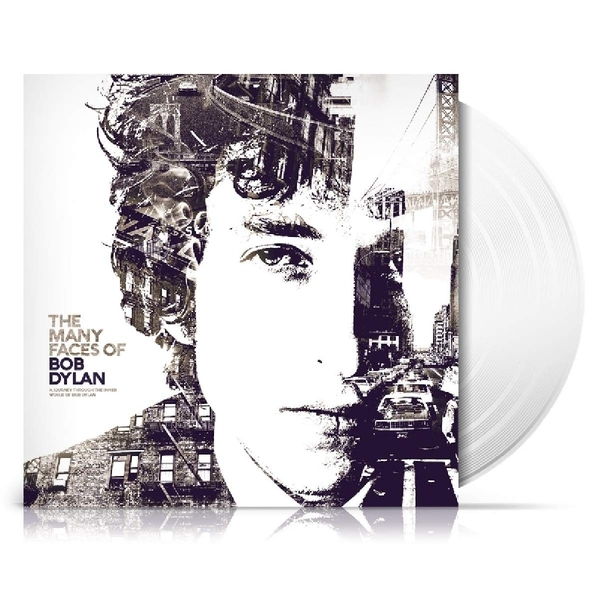 Bob Dylan - The Many Faces Of Bob Dylan (Limited Edition) Vinyl